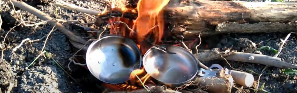 Az új UFO sütődiszkoszt első használata előtt éppúgy mint a nagyi régi palacsinta sütőjét, vagy egy bármilyen öntvény sütőlapot, bográcsot, be kell avatni.