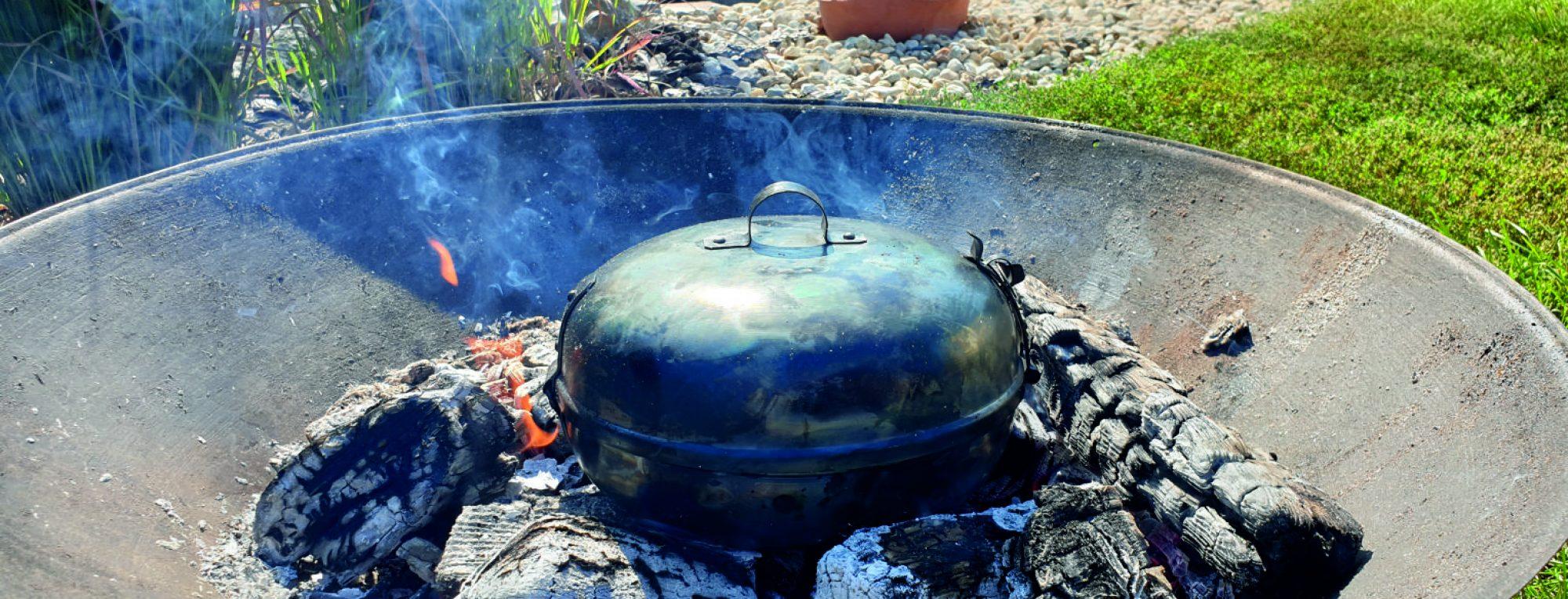 Happy Flame UFO sütődiszkosz